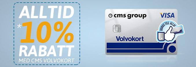 CMS Volvokort